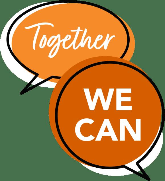 Solving SUD Together Logo